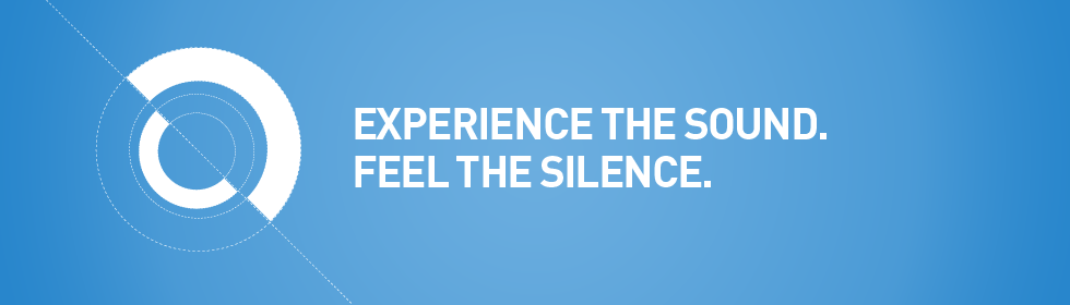"Our sound engineering expertise enable you to ""experience the sound, feel the silence"""