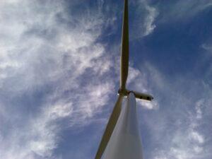 MH - Turbine from Below